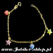 Gold bracelet, Jeweller shops gifts 14k