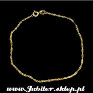 Gold bracelet, Jeweller shops gifts